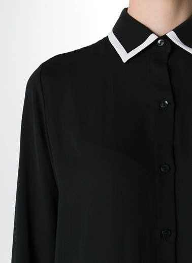 KAF'dan by Elaidi Kafdan By Elaidi Siyah Gömlek Siyah